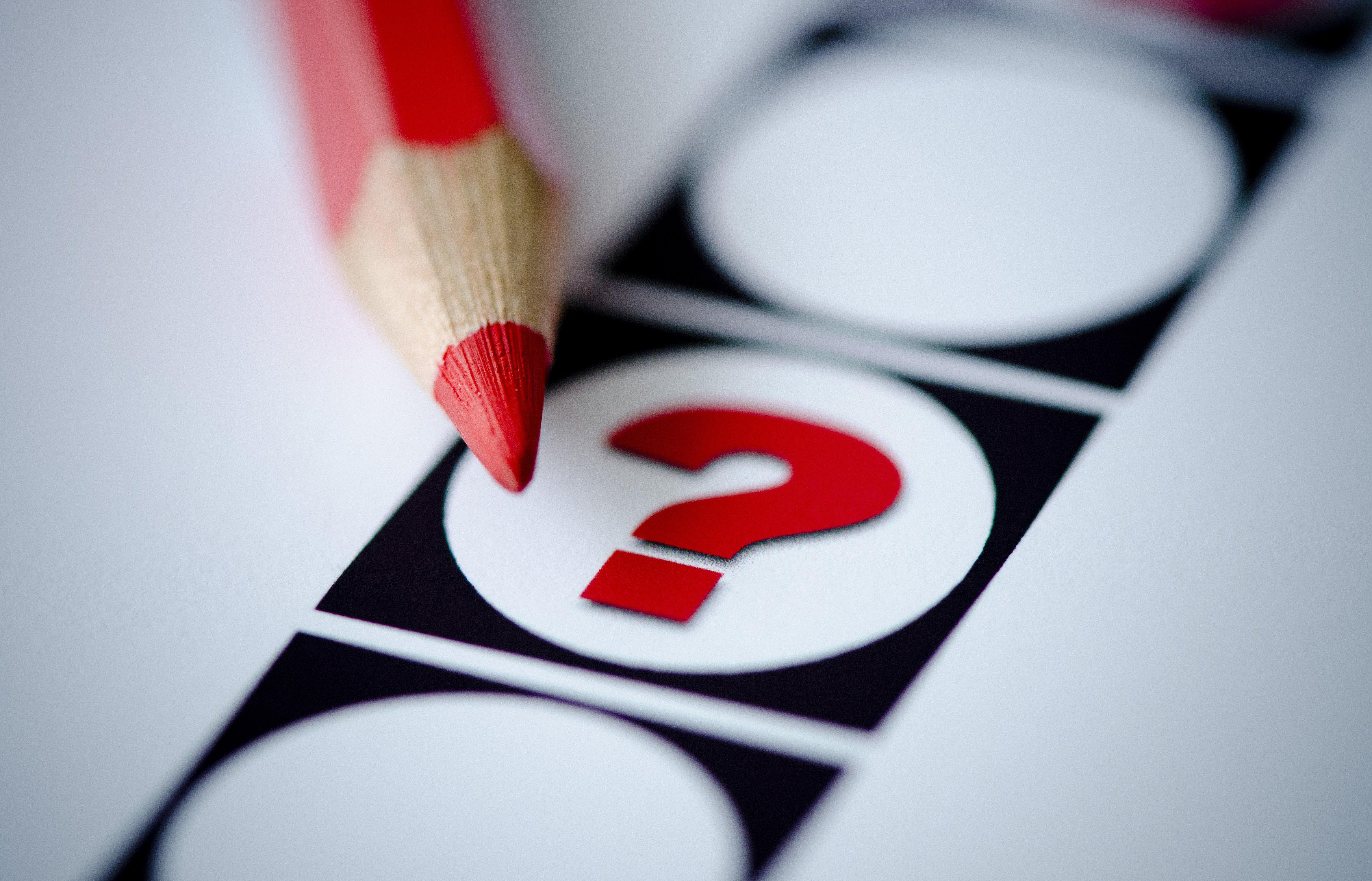 Verkiezing: wat zal het worden?
